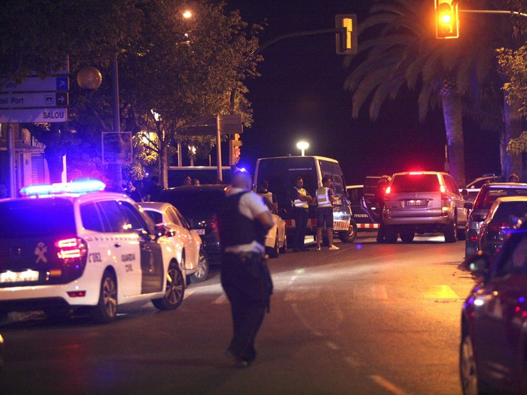 Gewonden bij tweede aanslag Spanje, terroristen gedood