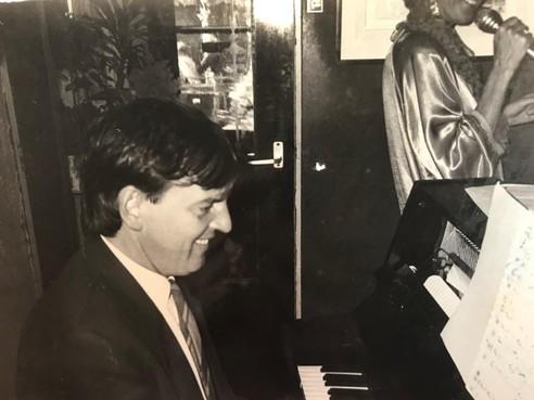 Over de Doden: Martin Haak, een buitengewoon gedreven jazzpianist