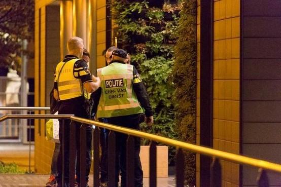 Verdachte beschieting Amsterdam lid motorclub