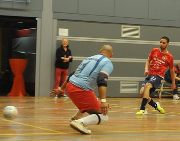 Zaalvoetballer Mo Darri keert komend seizoen terug bij Hovocubo
