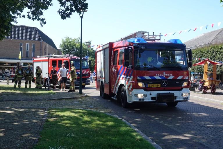 Brandje bij monumentale Witte Kerk in Heiloo snel geblust dankzij aanwezigen