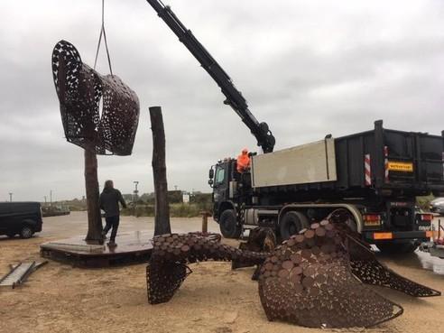 Weeping Elephant weg uit Castricum