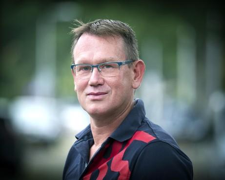 Marc Hillebrink uit Driehuis wil ontmoetingsplek voor lhbti 'ers in IJmond