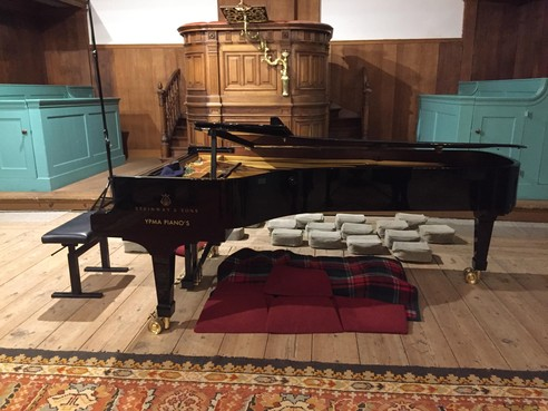 Eigenzinnige pianist Lukás Vondrácek proeft elke noot
