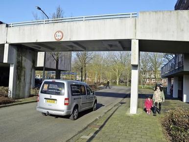 Politiek wil geen extra druk op behoud brug Poolster