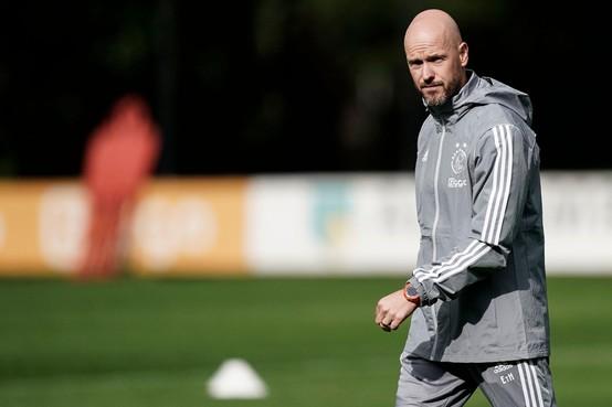 Ten Hag: Ajax moet normaal doen bij PSV
