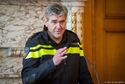 Korpschef Amsterdam: 'geen sprake van doofpot'