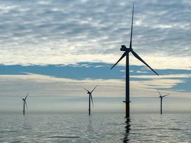 Proef voor sterkere onderwaternatuur windpark