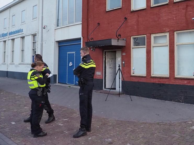 Mannen mishandeld bij woningoverval in Loggerstraat IJmuiden