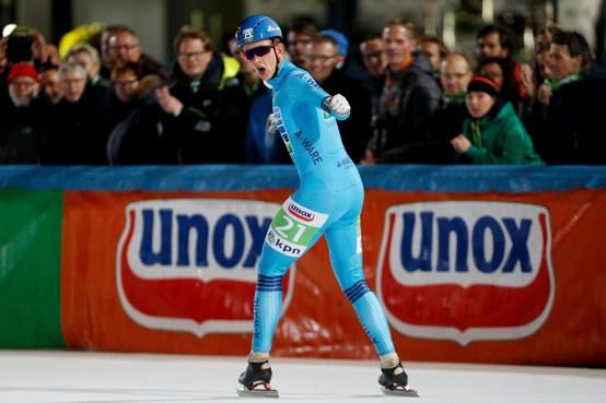 Andere ploeg voor marathonschaatser Evert Hoolwerf