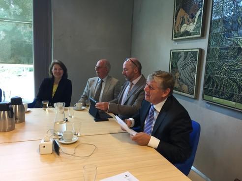 Raadsleden Bloemendaal mogen alsnog alle gemeentelijke dossiers inzien