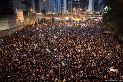 Betogers Hongkong beëindigen bezetting wegen