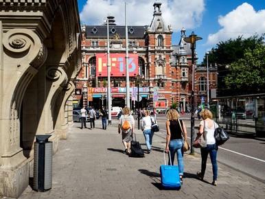 Vakantieverhuur Amsterdam naar recordhoogte