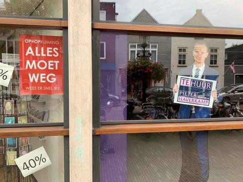 'Niet eerst een visie schrijven, maar nu de Alkmaarse winkelleegstand bestrijden'