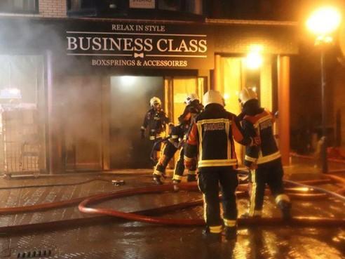 Lissenaar opgepakt in verband met brand in Noordwijk