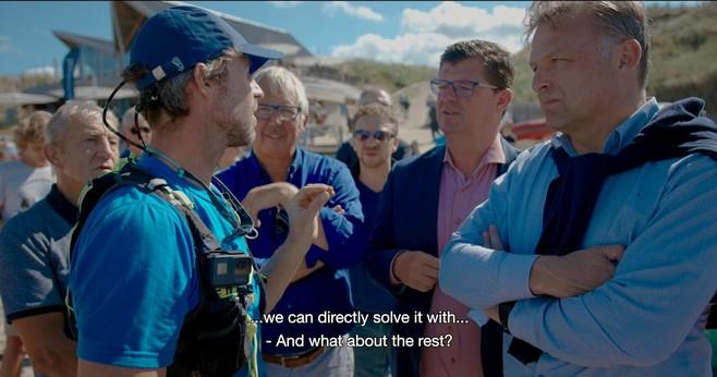 Tweede documentaire van de Leidse Plastic Soup Surfer Tinga gaat in première