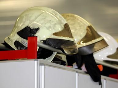 Brandweer herdenkt overleden collega's