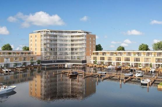 Bezwaren tegen appartementencomplex Elka in Lisse liggen bij Raad van State