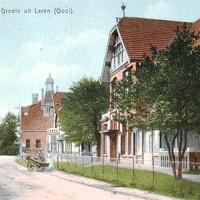 Het oude gemeentehuis van Laren?