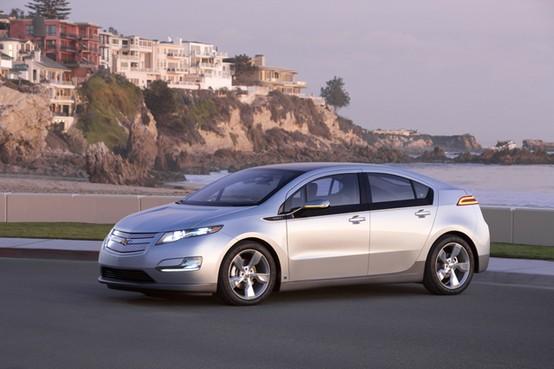 Chevrolet Volt 'technisch best ontworpen auto'