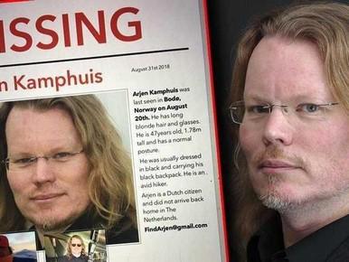 Speciaal team gaat vermiste Amsterdammer zoeken in Noorwegen