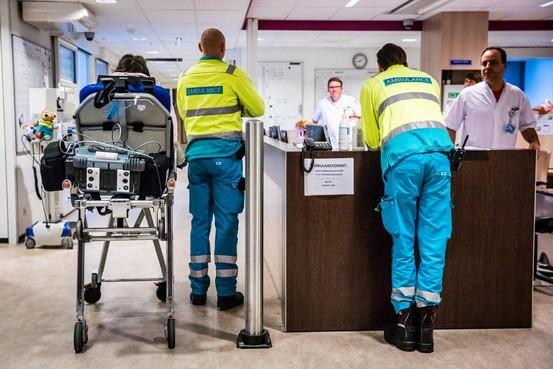 Ambulancemedewerkers voeren landelijke acties