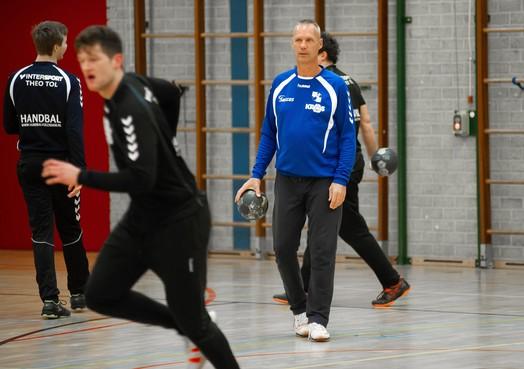 Peter Portengen: 'Handbal moet op eerste plaats staan'