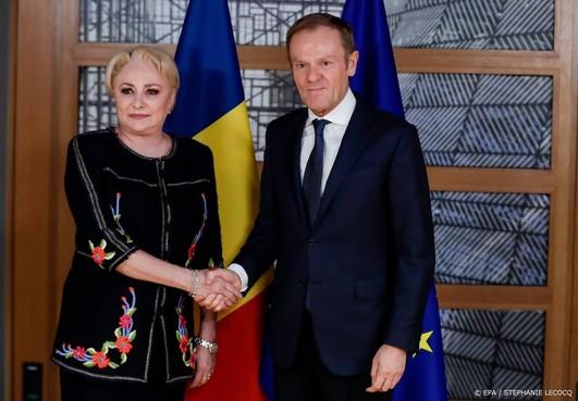 Tusk geeft premier Roemenië lesje rechtsstaat