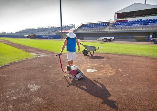 Nieuwe zware tegenvaller honkbalstadion Hoofddorp