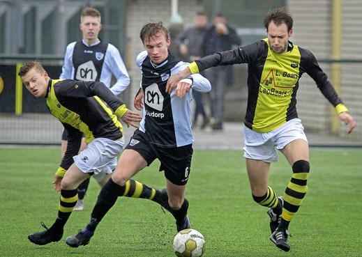 Kolping Boys begint met simpele zege bij Schoten goed aan eindfase van de competitie