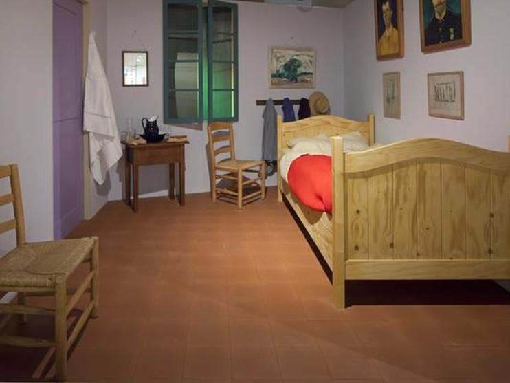 wie slaapt in het bed van vincent van gogh?, Deco ideeën