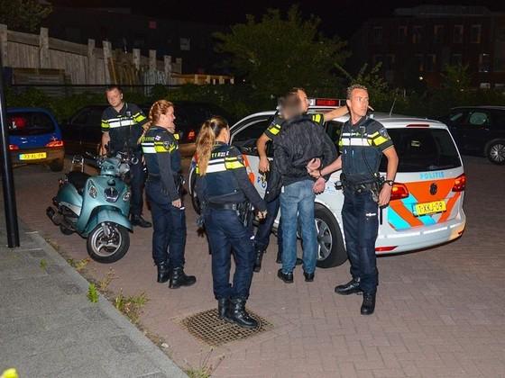 Scooterrijder gepakt na wilde achtervolging door Beverwijk