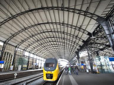 'Directe trein Haarlem-Utrecht zinvoller'