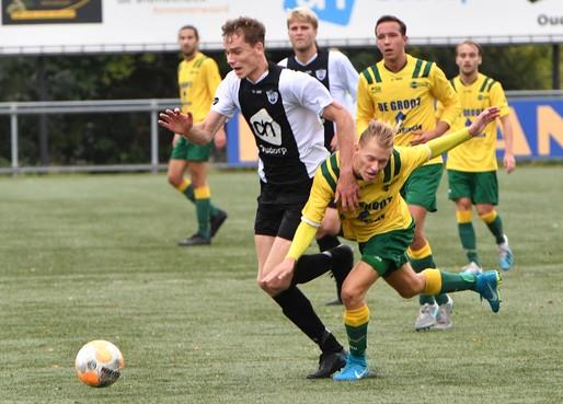 Kolping Boys houdt stand tegen ervaren eersteklasser FC Uitgeest: 'Wat anders dan tweede klasse'
