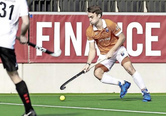 Castricumse hockeyer Yannick van der Drift snakt met Bloemendaal naar de landstitel