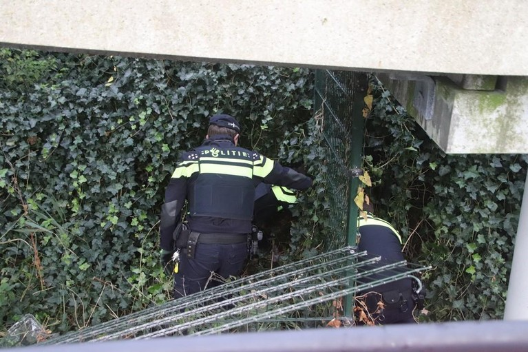 Vrouw verliest vinger bij station Sassenheim