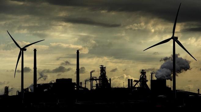 Wijk aan Zee in opstand tegen Tata Steel