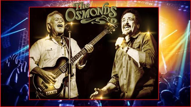 Twee Osmond Brothers naar De Vorstin