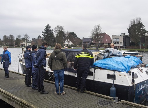 Haarlemse bootnomaden nergens welkom