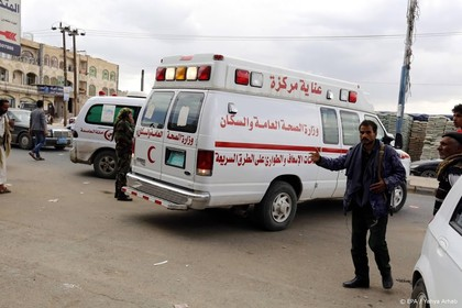 Houthi-doelen in Sanaa gebombardeerd