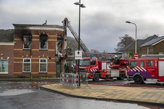 Lichaam gevonden in uitgebrande woning Hillegom
