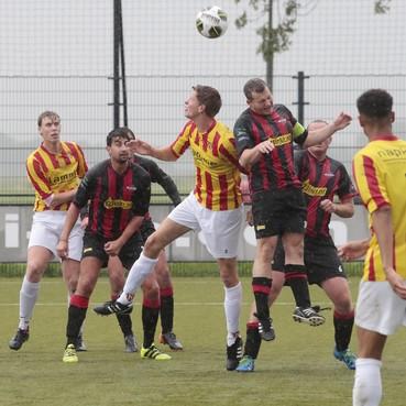 Nederhorst wint op karakter van RCH in duel vol spanning