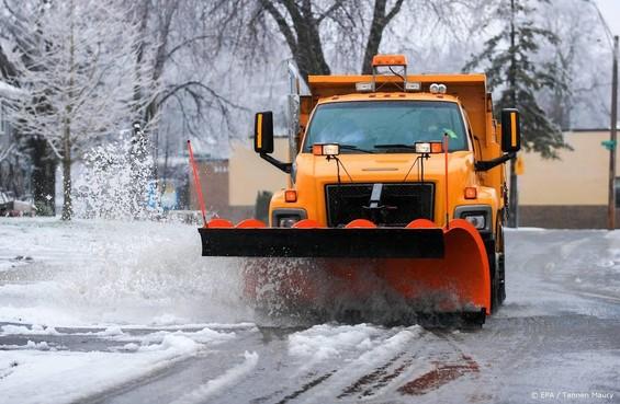Dodelijke ongevallen in VS door winterse storm
