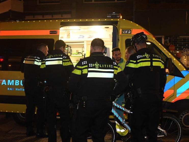 Man aangehouden op Steenstraat in Leiden