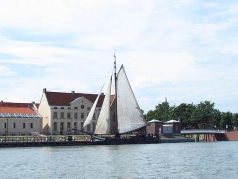 Charterschippers trekken weg uit Hoorn
