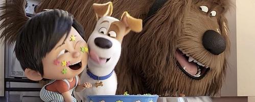 Filmrecensie: 'Vertelling in 'Huisdiergeheimen 2' ontrolt zich als een warme lappendeken met rafels' [video]