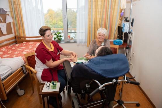 Hospice De Where: 'Stervende helpen geeft me vreugde'