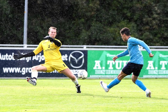 Wankel FC Den Helder moet in wisselvallige voorbereiding tweedeklasser Stiens naast zich dulden