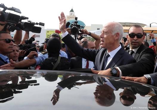 Saïed aan kop bij Tunesische verkiezingen