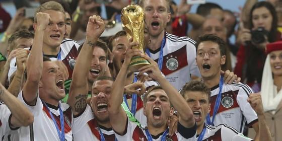 In 2014 pakte Duitsland de wereldtitel. © EPA